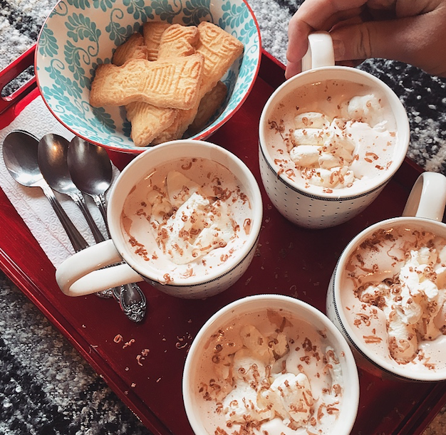 My Homemade Hot Cocoa Recipe