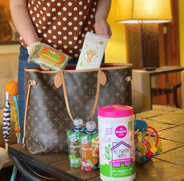 20 Must-Have Diaper Bag Essentials