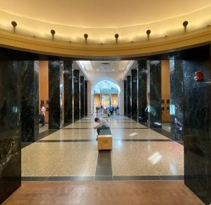 Hall of Fame hall