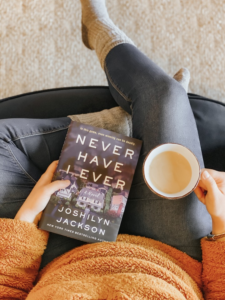 "May's Book Club Read: ""Never Have I Ever,"" by Joshilyn Jackson"