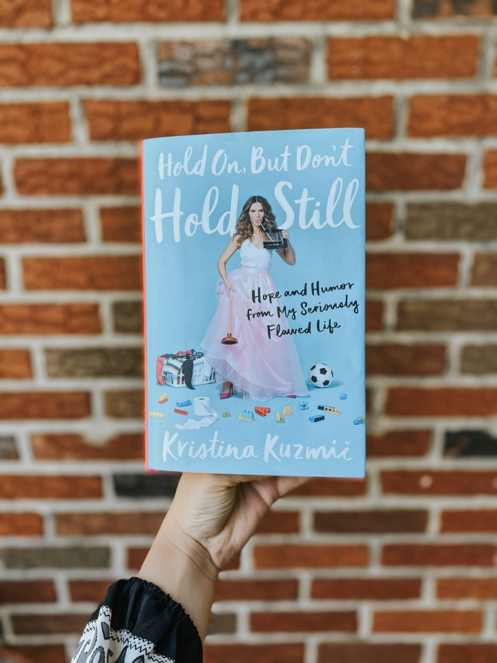 "Book Review of Kristina Kuzmič's ""Hold On, But Don't Hold Still"""