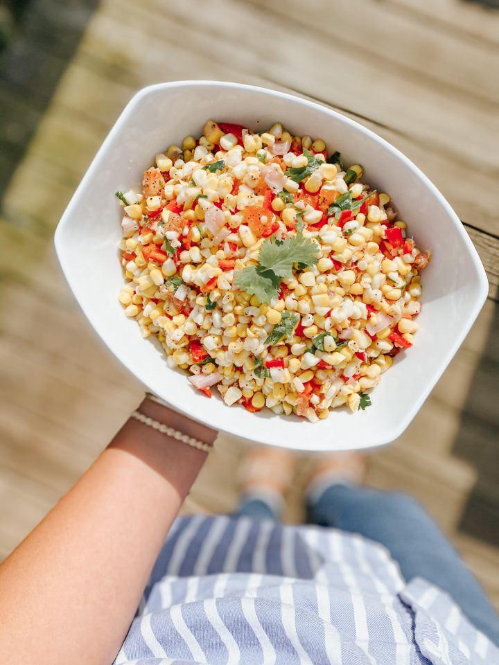 Easy Corn SaladRecipe