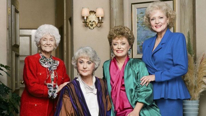 Thank You for Being a Friend:Why I Love The Golden Girls